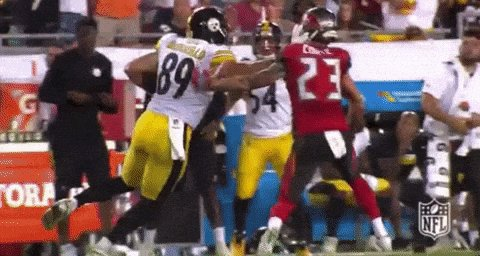 Top 3 Tight Ends With The Most FPPG On 3rd Down In 2018 (0.5PPR): Evan Engram: 4.2 pts Eric Ebron: 3.8 pts Vance McDonald: 3.7 pts Vances ADP (10tm lgs): 9.06 #FantasyFootball