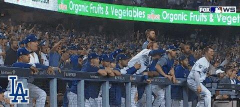 @Pantone294's photo on #DodgersWin