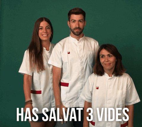 La campanya de @donarsang de dissabte al Casal Torreblanca ha estat tot un èxit. Hi han participat 54 persones (2 per primer cop) i s'han fet 7 donacions de plasma 💉  📢Els pròxims 5 i 19 d'agost podeu @donarsang a la Pl. Octavià  #SantCugat #Donaelmillordetu @GemmaAristoy