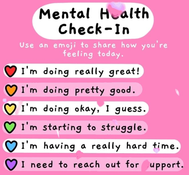 You mental health matters! Don't ever, ever feel you need to suffer in silence. We all have bad days and you're never, ever alone. There's always someone out there willing to listen. ....And on that note, how are you feeling today? #YouMatter #MentalHealthMatters