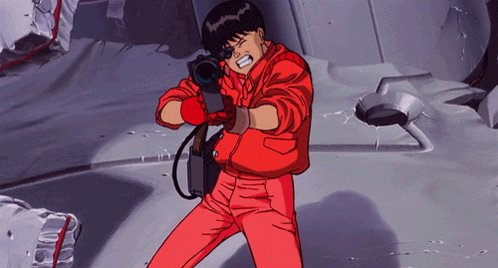 Image for the Tweet beginning: See Akira on the big
