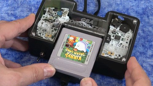 Playing original Game Boy games in HD will cost you more than a PS4