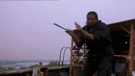Happy birthday to Forest Whitaker. Obviously we\re playing GHOST DOG: WAY OF THE SAMURAI.