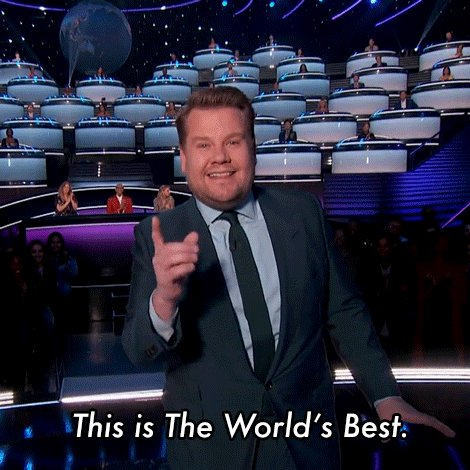 Congratulations to the #WorldsBest host @JKCorden on his #Emmys nomination for Outstanding Host for a Reality or Competition Program.