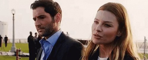 You decide which one I have the crush on... #Lucifer