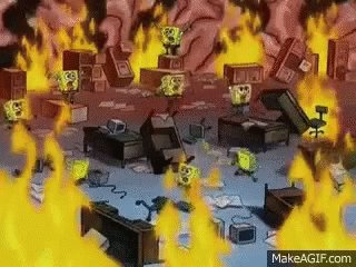 Live look at Rich Energy/Lightning Volt/Dumpster Fire HQ #F1 #WTF1