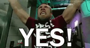 That feeling you get when all of the boxes in your garage are gone from moving and you can park your car in it 🙌