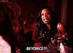 @Beyonce A TWEET!!! PERIOOOOOD