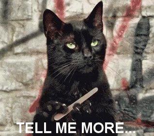 emmy winner jodie comer @soopphhieeeee so we get the #CatsMovie trailer on Friday... I'm both terrified and excited