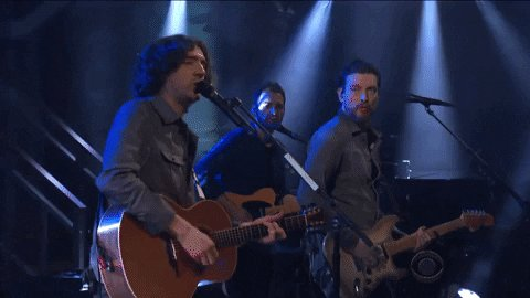 Dominating the airwaves. @snowpatrol's 'Chasing Cars' crowned the most-played song of the 21st century. #MusicIsGREAT