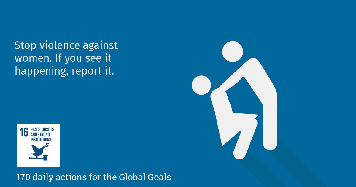 Violence against women and girls is one of the most widespread, persistent and devastating human rights violations in our world today.   ❌Stop violence against women❗️