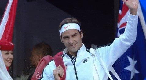¡ATENTOS! Muy probablemente veremos a su majestad Roger Federer el próximo mes de Noviembre en la Ciudad de México en un juego de exhibición