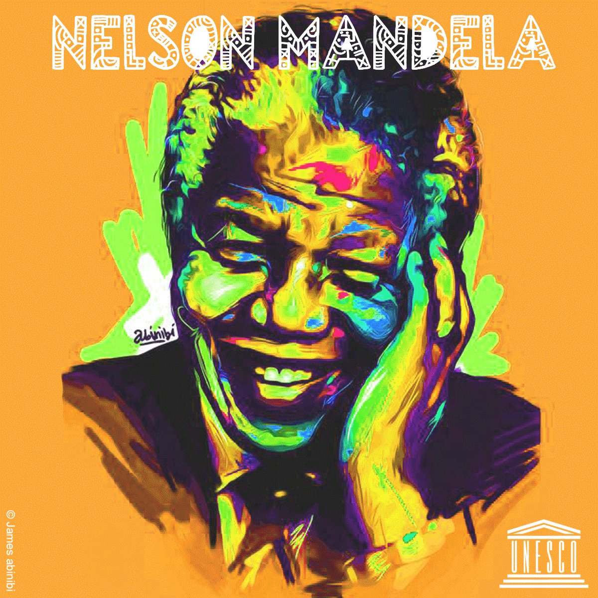 Always believe in equality Always believe in justice Always believe in freedom Always believe in peace  On #MandelaDay and every day, be inspired by #NelsonMandela to build a better world for all ✊🏿✊🏻✊🏾✊✊🏽  https://on.unesco.org/2zKws4y