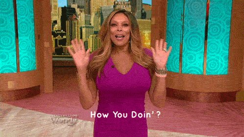 Happy Birthday, Wendy!   10 times Wendy Williams showed us how to live our best lives.