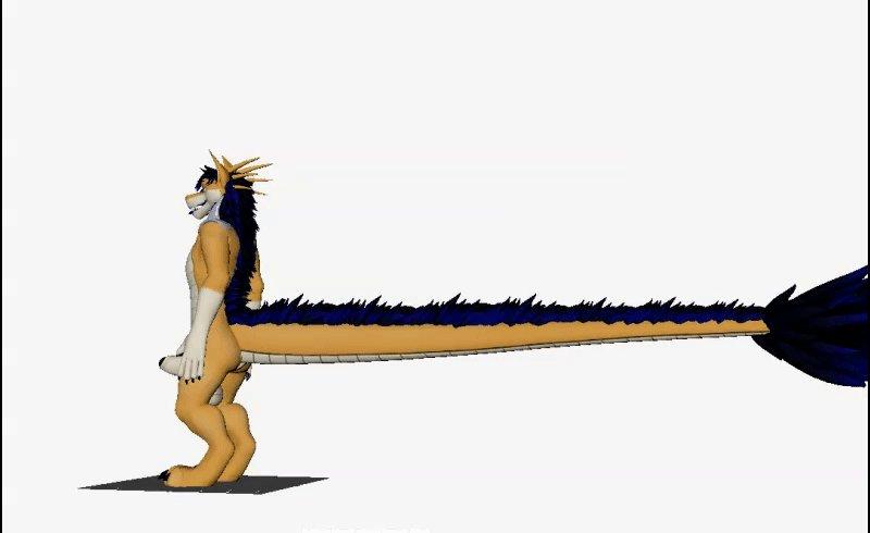 Looong tails AAAAAAAAH