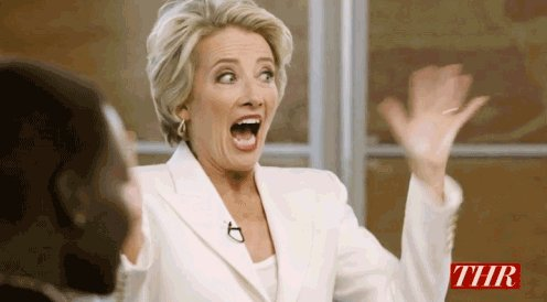 Happy birthday Emma Thompson, you fabulous flawless queen