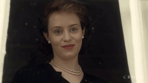 Happy birthday to the queen of England herself, Claire Foy