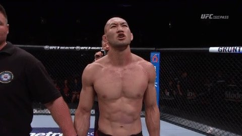 5 years later and Yushin Okami is back in the @ufc winners circle! Re-watch all 6 bouts from this past weekends #UFCFIGHTPASS Prelims anytime! #UFCGlendale  👉 bit.ly/2vgDnAc