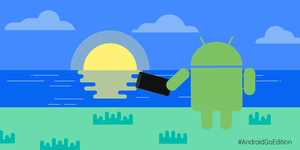 Files Go is the way to go. With this light app on Android Oreo (Go edition) easily delete embarrassing selfies to make room for good-looking sunsets. #AndroidGoEdition