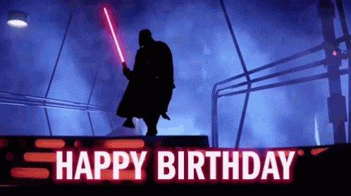 Happy birthday Zak!! May you have a blast celebration!! @
