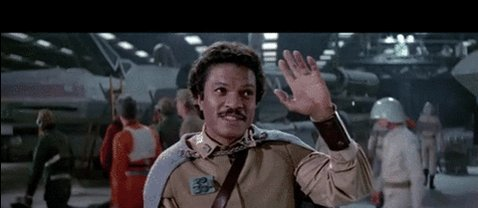 A huge \happy birthday\ to a major favourite of many a genre fan - the one and only Billy Dee Williams!