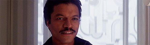 Happy birthday Lando! Billy Dee Williams is 81