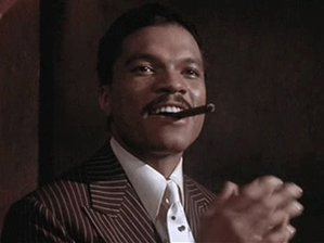 Happy Birthday to the inimitable Billy Dee Williams, who turns 81(!) today.