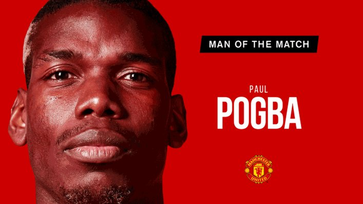 Retweet to vote for @PaulPogba as your #MUFC Man of the Match. #MCIMUN