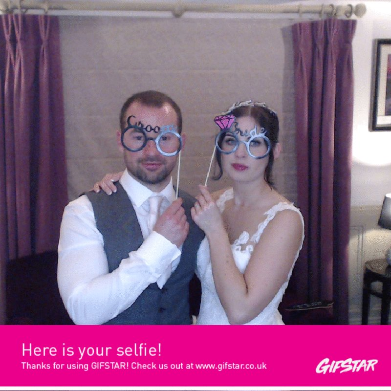 After months of planning, development, testing and dare I say it, molleycoddling this was our first opportunity to see how GIFSTAR performed when thrown into a room of enthusiastic wedding guests. Wonderfully. #gifbooth #wedding #photo #event #party https://t.co/wrv74u7GRf
