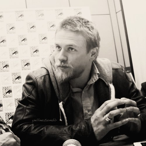 Happy birthday to the number one white kang in my heart, charlie hunnam.