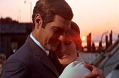 Happy Birthday to superb actor, Omar Sharif! Here in his very touching performance in FUNNY GIRL (1968).