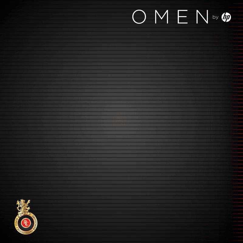 There couldn't be a better homecoming for @RCBtweets than this, bowled out the opposition under 20 overs. There couldn't be a better Omen than this.  #RCBvKXIP #PowerYourGame   PS: There can be, it's called OMEN by HP 😝