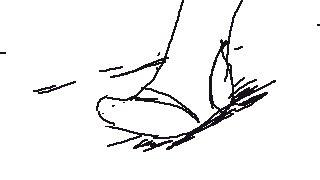 Black Rock Otter x Question Master Jaguar #けものフレンズ #kemono_friends