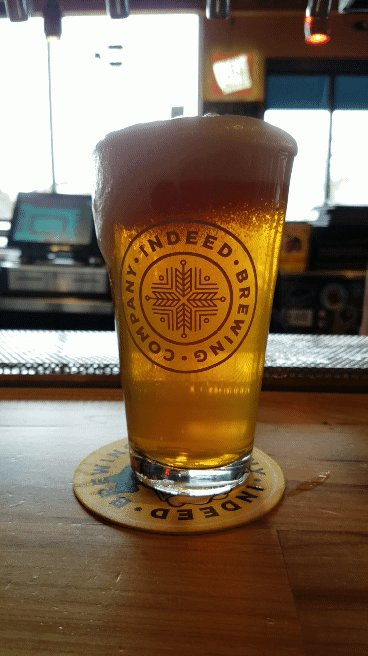 #TapTuesday calls for an @indeedbrewing Free Hand Spring IPA! Makes ya thirsty doesn't it?