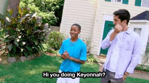 Keyonnah dating bow wow