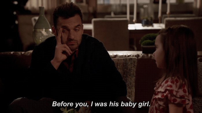Just let it out Nick. 😥 #NewGirl