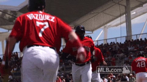 JBJ!!!!! 3-3 game! #RedSox and A's - #WB...