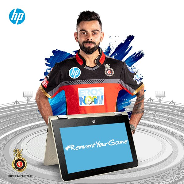 This trio is the key to @RCBTweet's success. If they click together, any score is chaseable. Here's wishing them luck for today's battle! #ReinventYourGame #RCBvDD