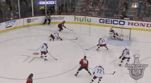 """""""BOB"""" stands for """"Breaking: Ovechkin's Blocked"""" we think"""