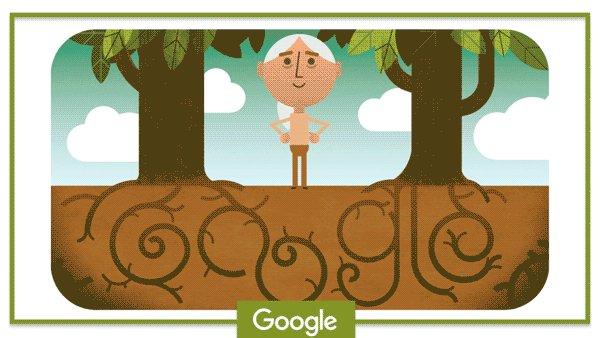 ¡Feliz #DíadelaTierra! Escucha el mensaje de la Doctora Jane Goddall al planeta en el #GoogleDoodle de hoy