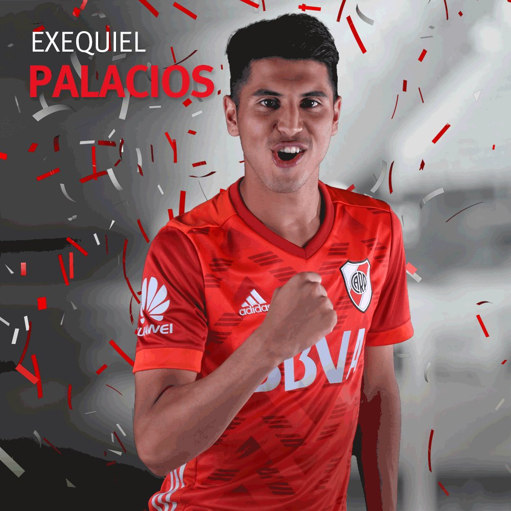 River Plate's photo on Palacios