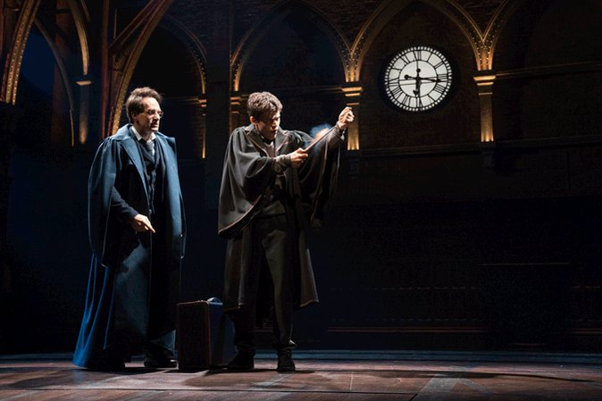 """Many congratulations to the @sam_clemmett for his """"winning performance"""" as Albus Potter in @HPPlayNYC, which opened last night on Broadway to exceptional reviews! https://t.co/jNQpFKy8AW"""