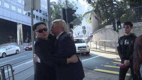 जब #समाजवादी और #बहुजन_समाज वालों में दोस्ती हो सकती है तो हम में और #ट्रम्प में क्यों नहीं- #किम   #KimJongUn #NorthKorea #TrumpCorruption #DonaldJTrump #DonaldTrumpJr #Trump #TrumpCard #worldwar3 #TrumpTrain
