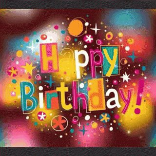 Happy birthday! Hope you re having a marvelous day!