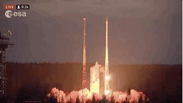 Despegó: satélite europeo Sentinel 3B para investigación a la Tierra