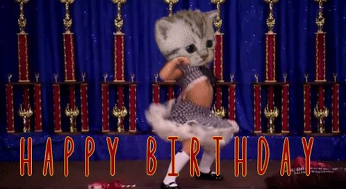 ROCK THE CASBAH, Sam!  Happy, happy birthday.