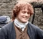 Happy birthday to a wonderful Sam Heughan. Here\s to you
