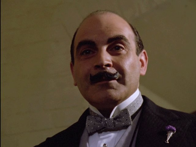 Happy birthday Monsieur Poirot