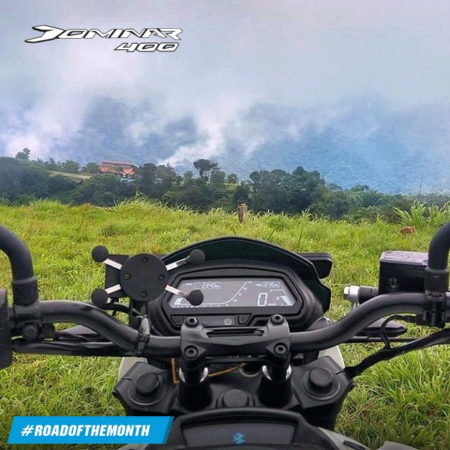 Where has your Dominar400 taken you? Share your stories, get featured, get inspired. #RoadOfTheMonth https://t.co/RgYI0JYNsA
