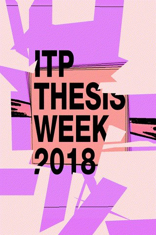 itp thesis livestream